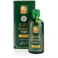 Cedar Nut Oil, 100 ml