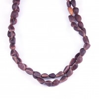 Necklace from cedar nuts